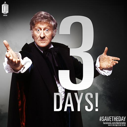 Day of the Doctor 11 Days