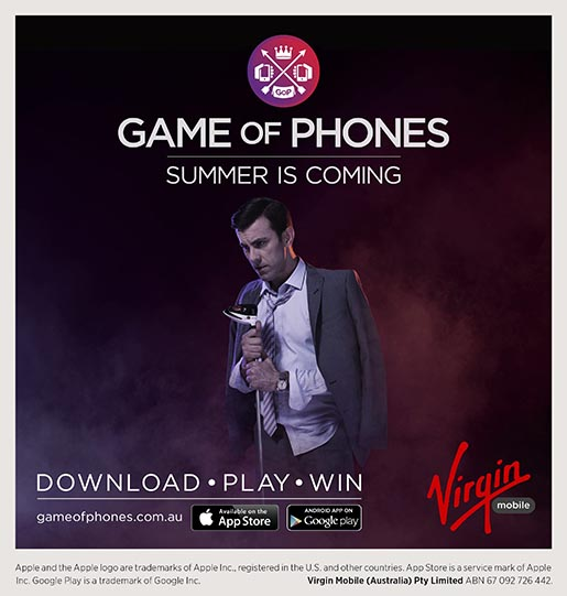 Game of Phones - Summer is Coming
