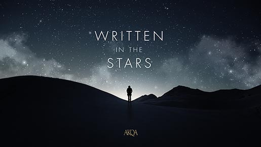 AKQA Written in the Stars