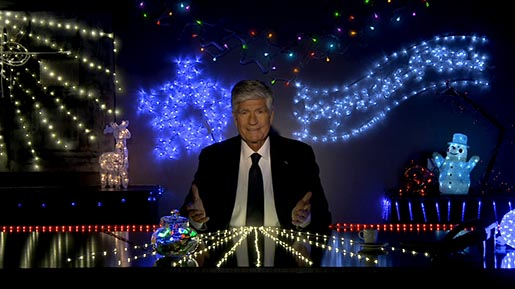 Publicis Groupe Maurice Levy with Lighting