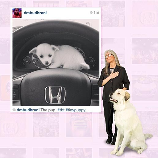 Honda You Are Our Valentine Instagram