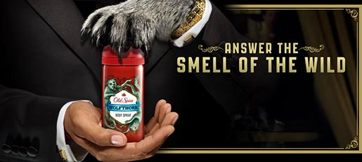 Old Spice Answer the Call of the Wild