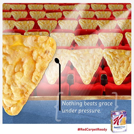 Special K Nothing Beats Grace Under Pressure