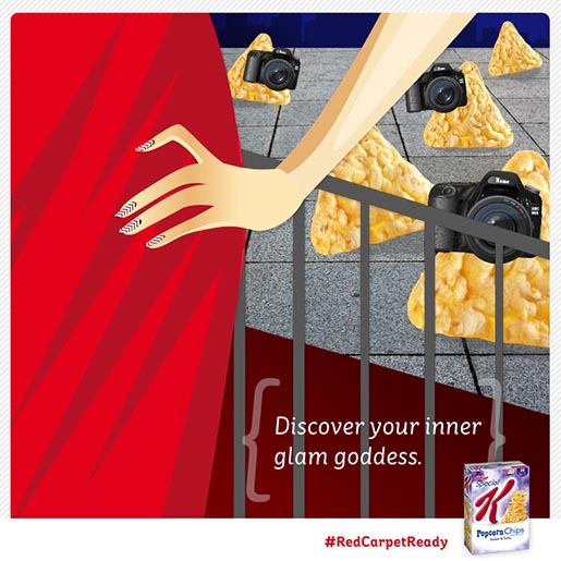 Special K Discover Your Inner Glam Goddess