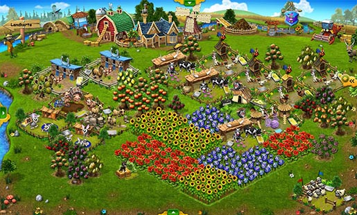 Farmerama Blooming Farm