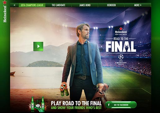 Heineken Play Road to the Final