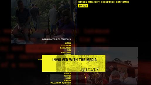 Amnesty Involved with Media