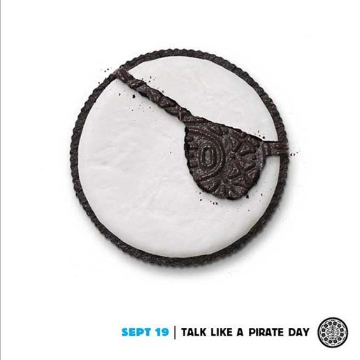 Oreo Daily Twist Talk Like A Party