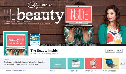 The Beauty Inside Facebook