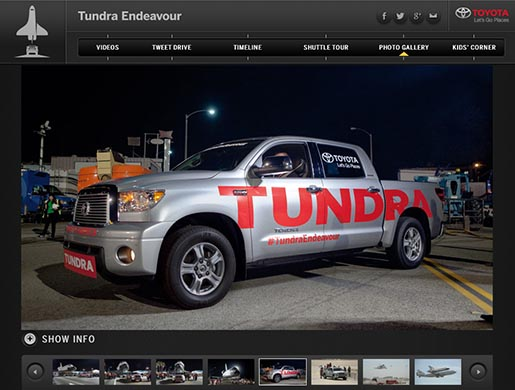 Toyota Tundra Endeavour Pull Photo Gallery