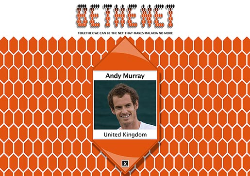 Be The Net with Andy Murray