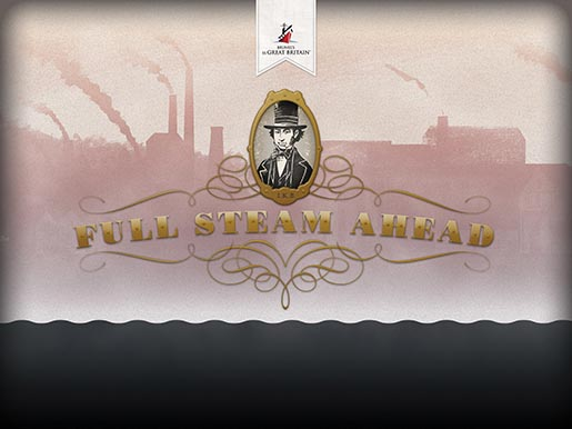 Full Steam Ahead Start Page
