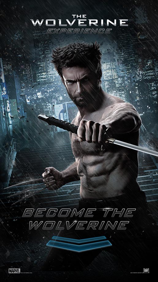Become the Wolverine