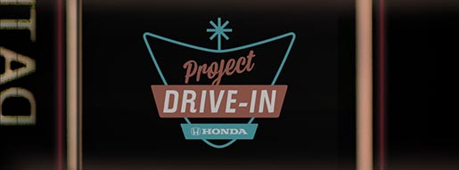 Project Drive In Honda