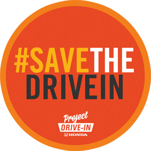 Save The Drive In Badge