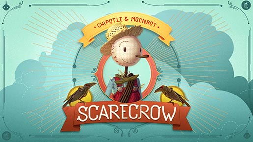 Chipotle and Moonbot present Chipotle Scarecrow