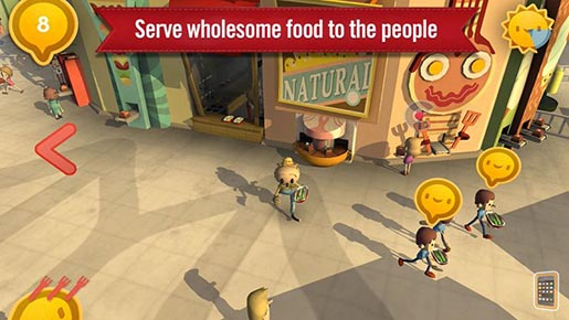Chipotle The Scarecrow Serve Wholesome Food