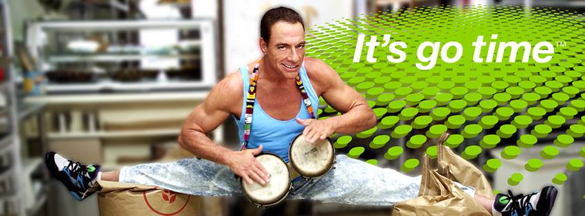 godaddy com go time with jean claude van damme
