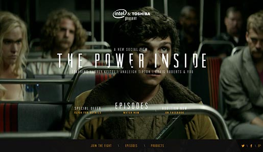 Intel The Power Inside