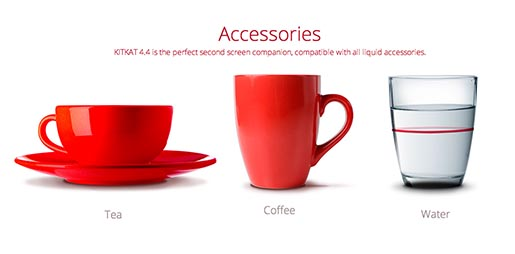 KitKat Accessories