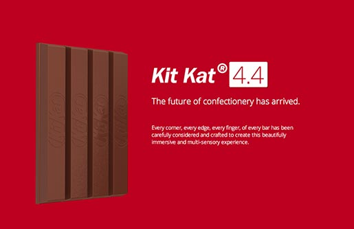 KitKat Future of Confectionery