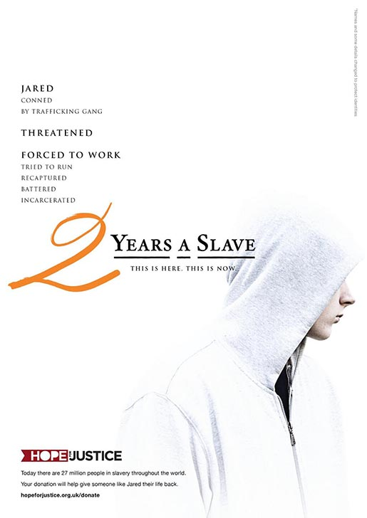 2 Years a Slave