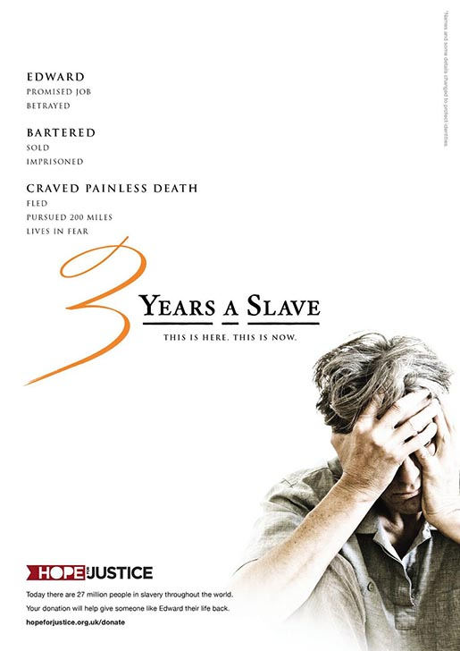 3 Years a Slave