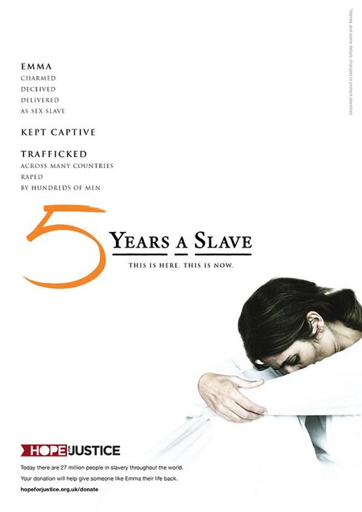 5 Years a Slave