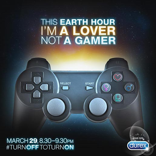 Durex Earth Hour