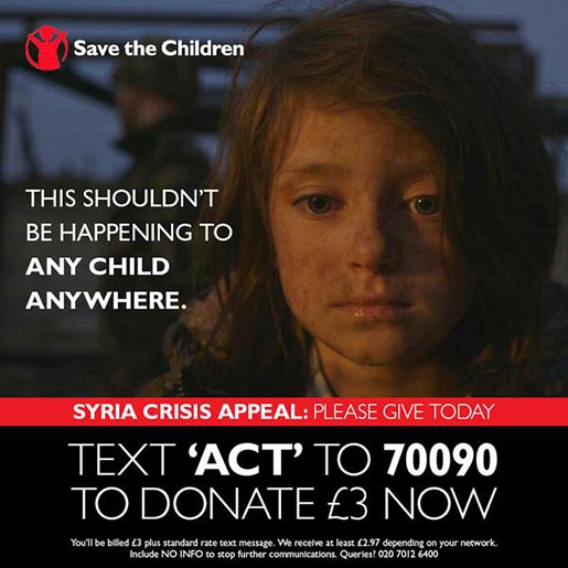 Save The Children This Shouldn't Be Happening