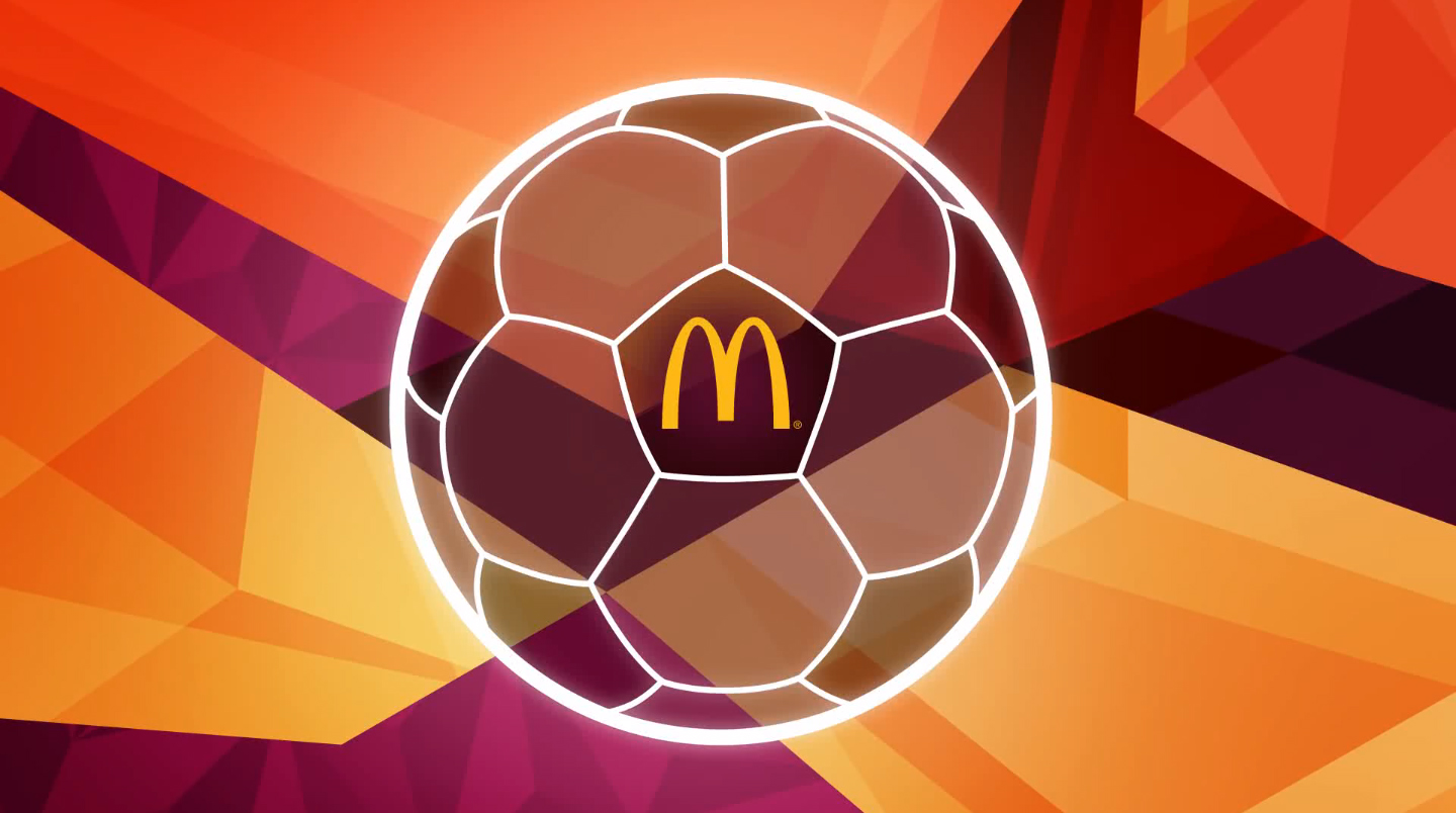 Mcdonalds Scores Gol With Trick Shots The Inspiration Room