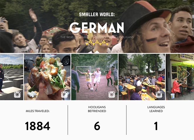 Rosetta Stone Create A Smaller World - German