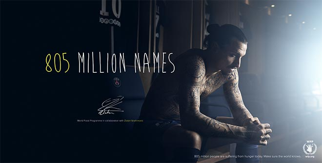 805 Million Names Zlatan Ibrahimovic