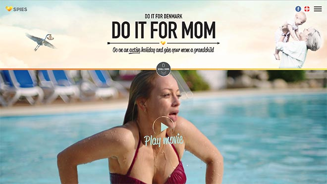 Spies Travel Do It for Mom site