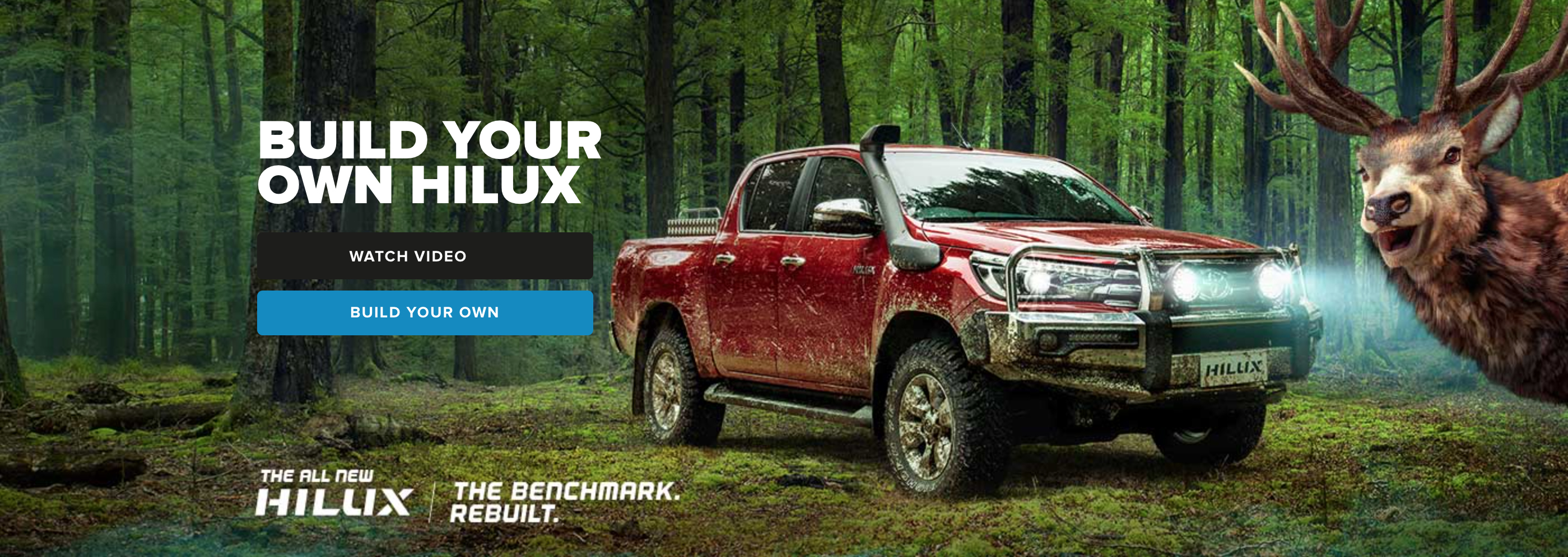 Toyota Hilux 2016 Build Your Own Best Toyota Series 2018