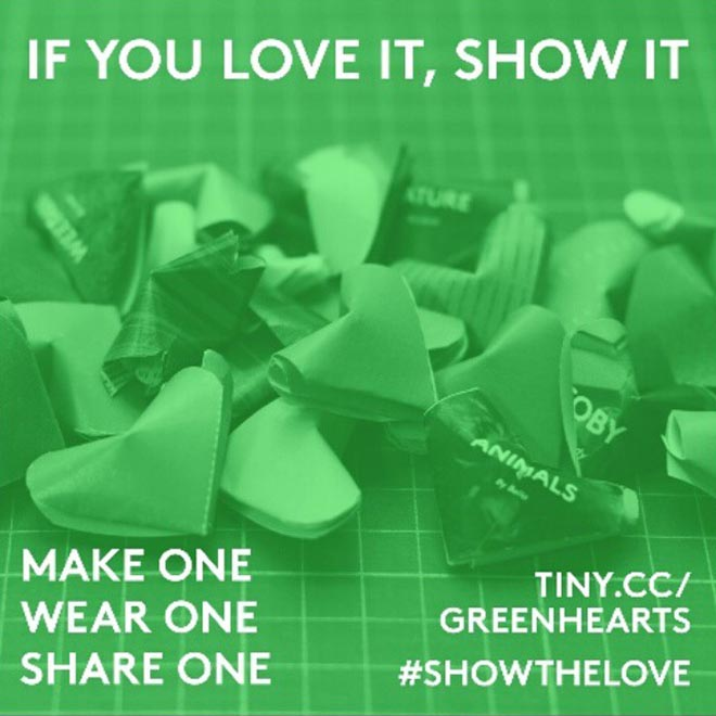 Show The Love Make One