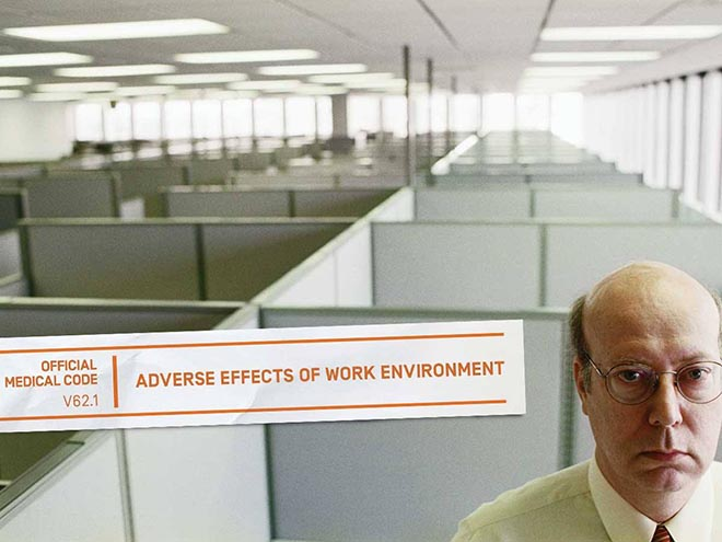 UnitedHealthCare Adverse Effects from Workplace medical code