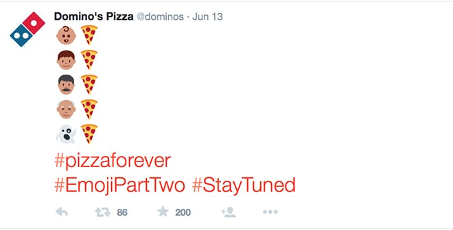 Order Domino's with a tweet Part Two