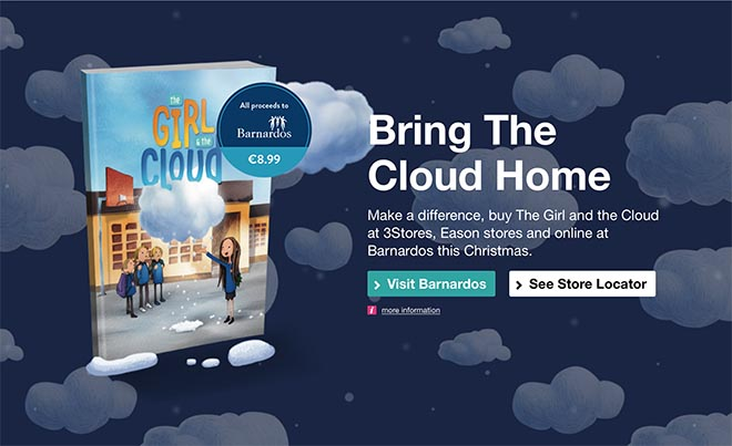 The Girl and The Cloud book - The Perfect Surprise