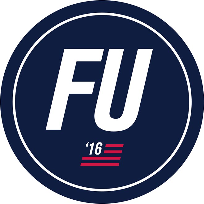 Frank Underwood 2016 logo
