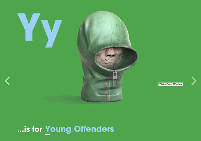 Alphabet of Illiteracy Y is for Young Offenders