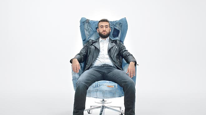 Diesel CEO Chair