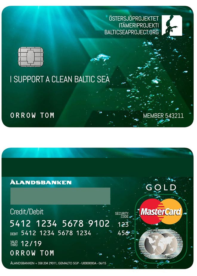 Baltic Sea Card