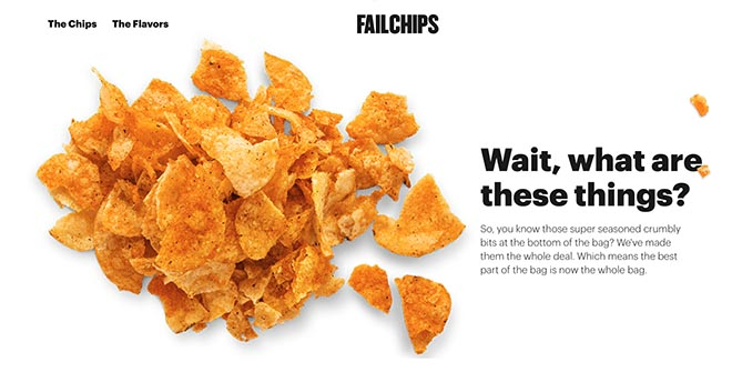 Did you mean Mailchimp Failchips site