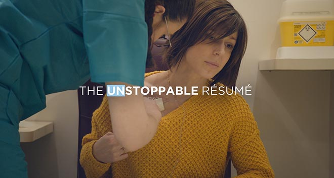Unstoppable Resume - Treatment