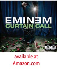 Eminem Curtain Call CD at Amazon.com