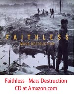 Faithless Mass Destruction CD at Amazon.com