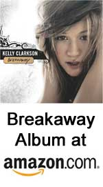 Kelly Clarkson Breakaway Album at Amazon.com