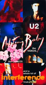 Achtung Baby Video at Amazon.com