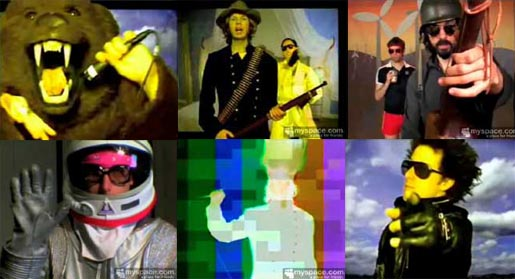 Beck Information Album music videos